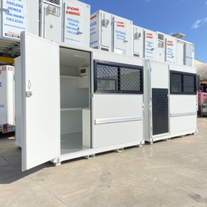 2.4m x 1.8m Low Portable Office